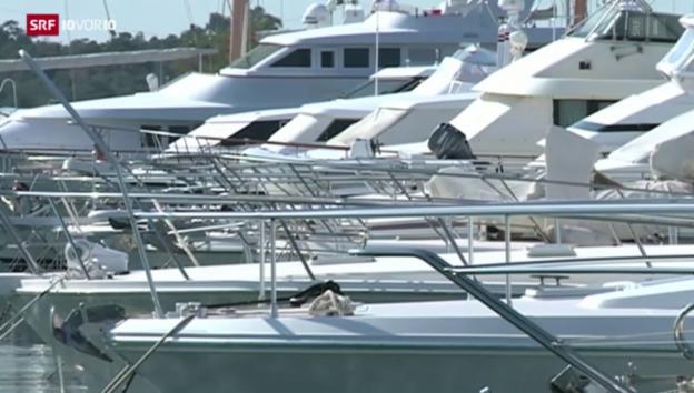 Video «FOKUS: Die Steuervorteile der reichen Schiffsbesitzer» abspielen