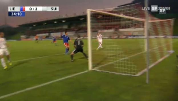 Video «Liechtenstein - Schweiz, Highlights («sportlive»)» abspielen