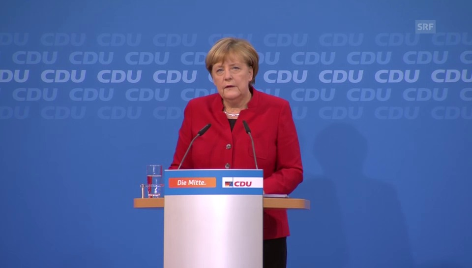 «Will weiter meinen Dienst für Deutschland tun»
