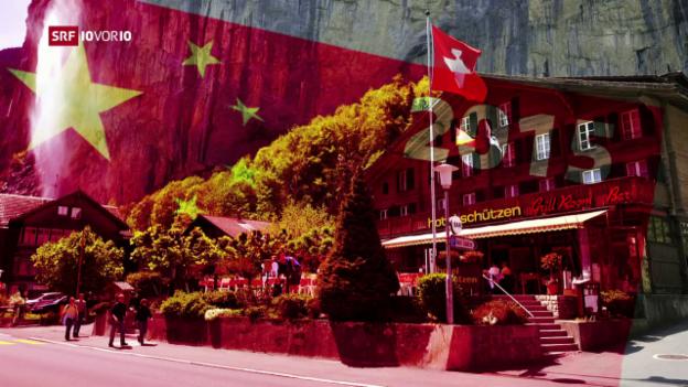 Video «Die Chinesen kommen zurück» abspielen