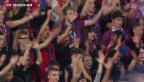 Video «FC Basel vor Entscheidungsspiel der Champions League bei Liverpool» abspielen