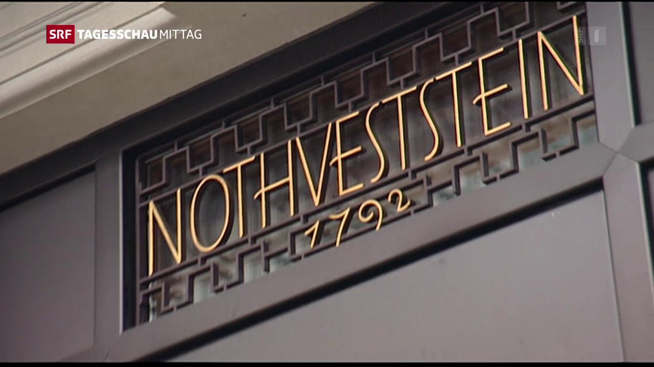 Raiffeisen verkauft Privatbank Notenstein an Vontobel