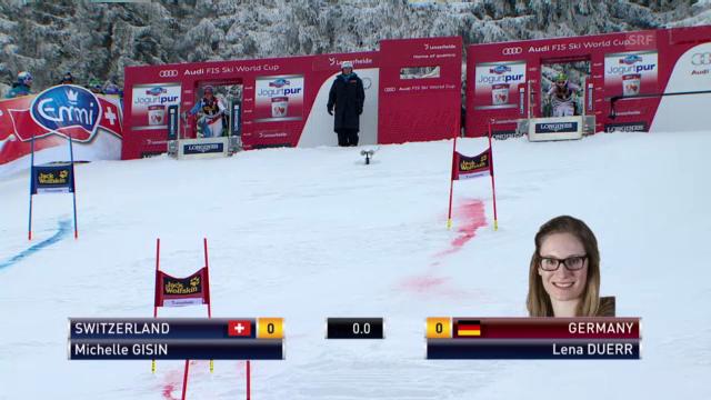 Viertelfinal Teamevent: Schweiz vs. Deutschland