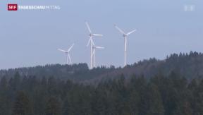 Video «Energiedebatte im Nationalrat» abspielen