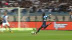 Video «Transfer geplatzt: Dwamena bleibt beim FCZ» abspielen