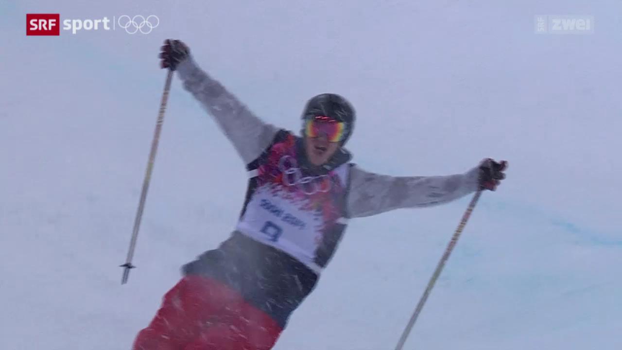 Ski Freestyle: Halfpipe Männer