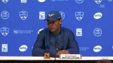 Link öffnet eine Lightbox. Video Nadal: «Es ist unglaublich, wieder die Nummer 1 zu sein» abspielen