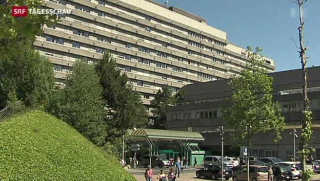 Video «Schumacher nach Lausanne verlegt» abspielen