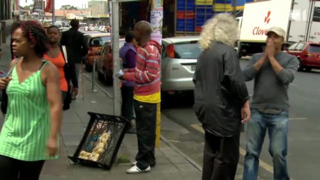 Video «Vollenweider auf den Strassen Südafrikas» abspielen