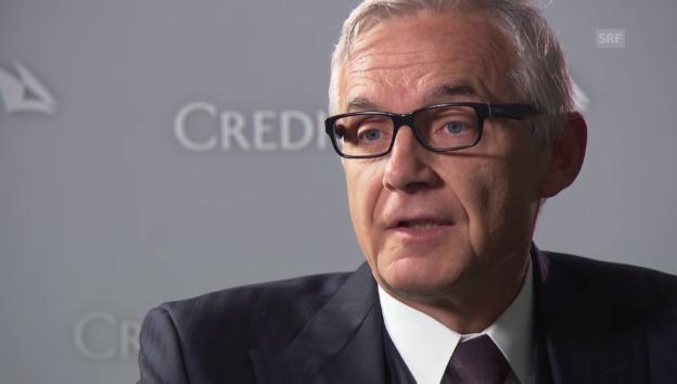 Video «VR-Präsident Urs Rohner zur Umstrukturierung» abspielen