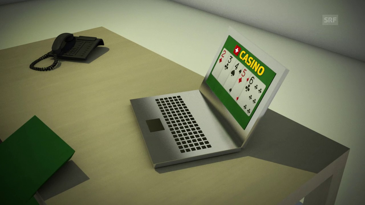 Nur Schweizer Casinos sollen Online-Glücksspiele anbieten dürfen
