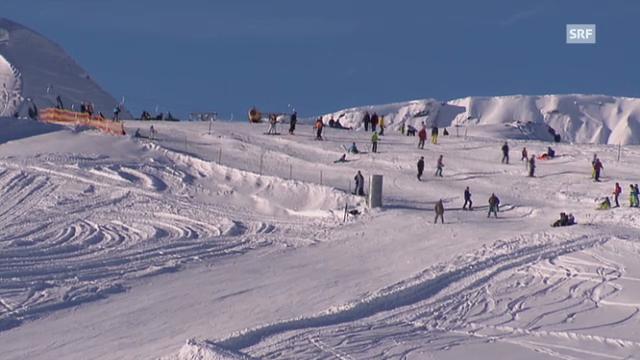 Ski Tourismus