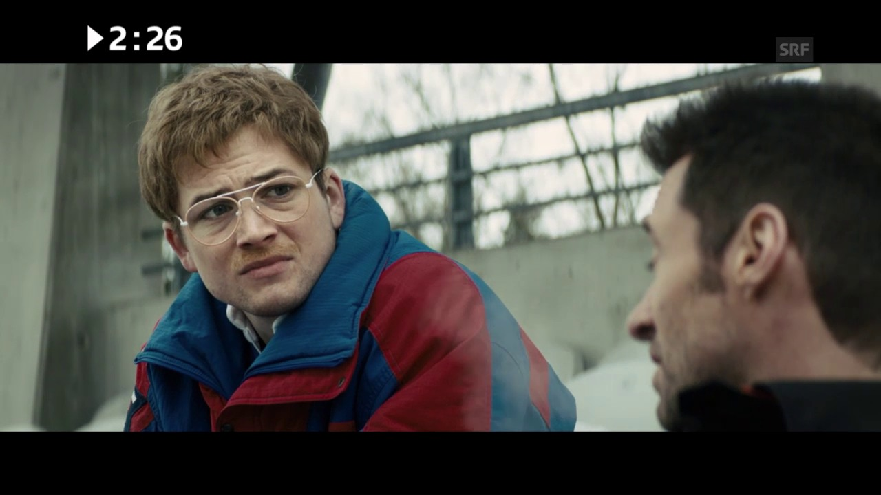Im Kino: «Eddie the Eagle»