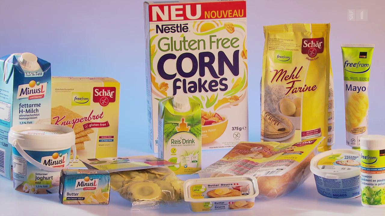 Glutenfreie Nahrung: Umsatz mit Lifestyle