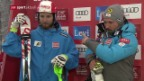 Video «Hirscher in Levi unantastbar» abspielen