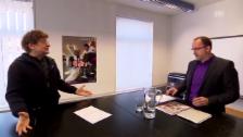 Video «Ausschnitt: Klartext beim Termin mit dem Gemeindepräsidenten» abspielen