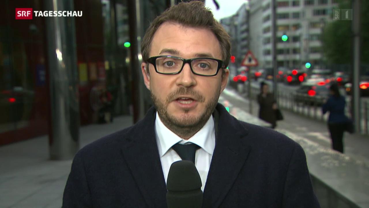 SRF-Korrespondent Ramspeck zur Einigung in Brüssel