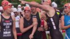 Video «Spirig mit einem Olympiatest nach Mass» abspielen