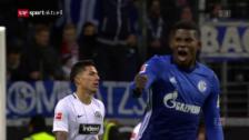 Link öffnet eine Lightbox. Video Embolo mit 1. Bundesliga-Saisontor abspielen