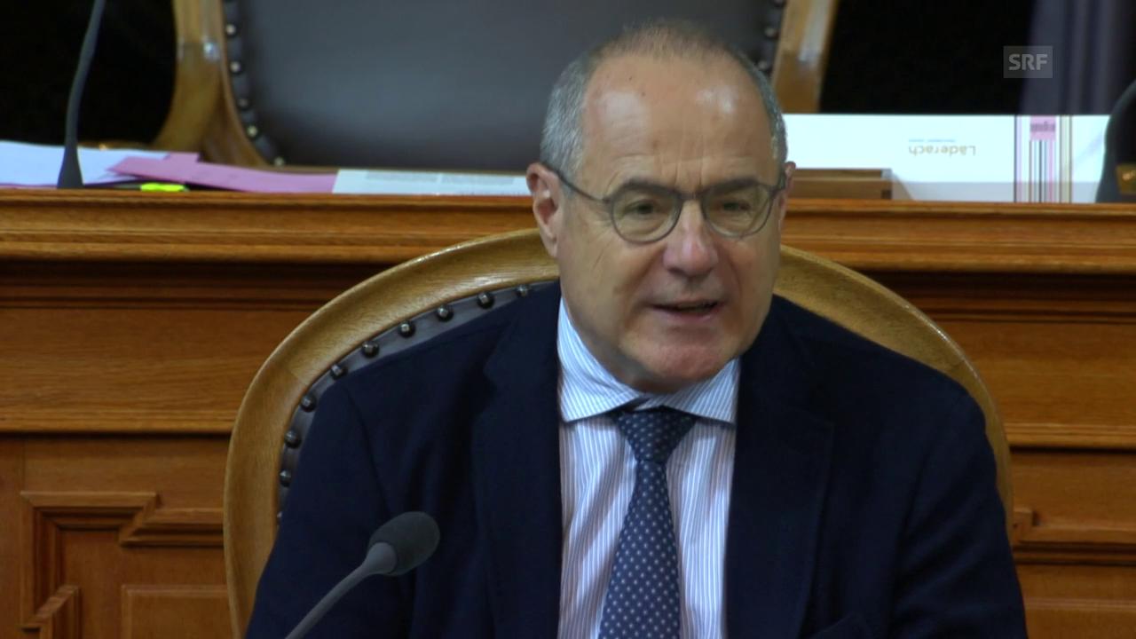 Janiak: «Sicherheitsbedenken nicht ausgeräumt»