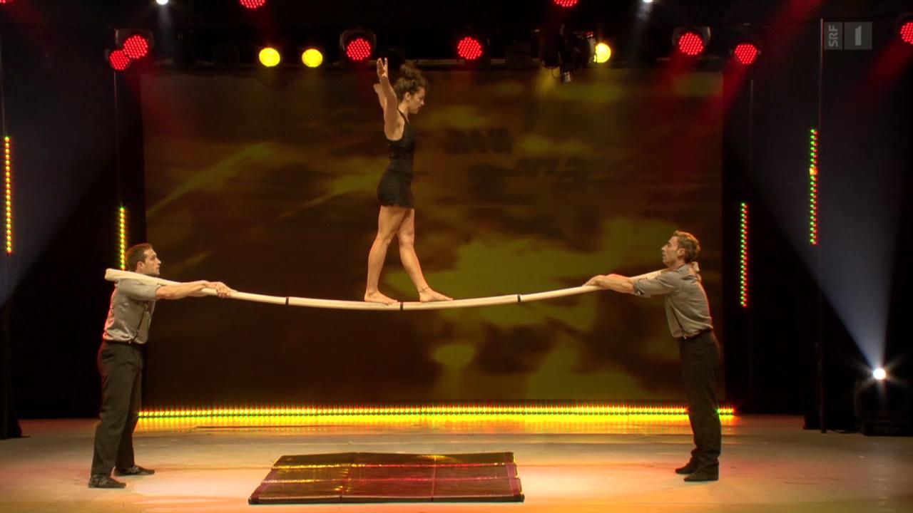 Young Stage 2014: Zirkusstars von morgen