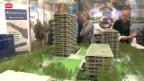 Video «Immobilienblasenindex rückt immer weiter in die Risikozone vor» abspielen