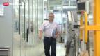 Video «Pilotprojekt des Bundesamts für Sozialversicherung» abspielen