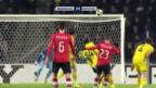 Video «Keine Tore zwischen PSV und Rostow» abspielen