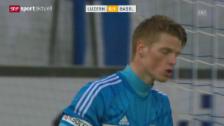 Video «Fussball: Super League, Luzern - Basel» abspielen