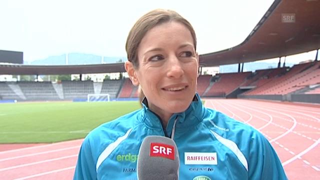Interview mit Nicola Spirig