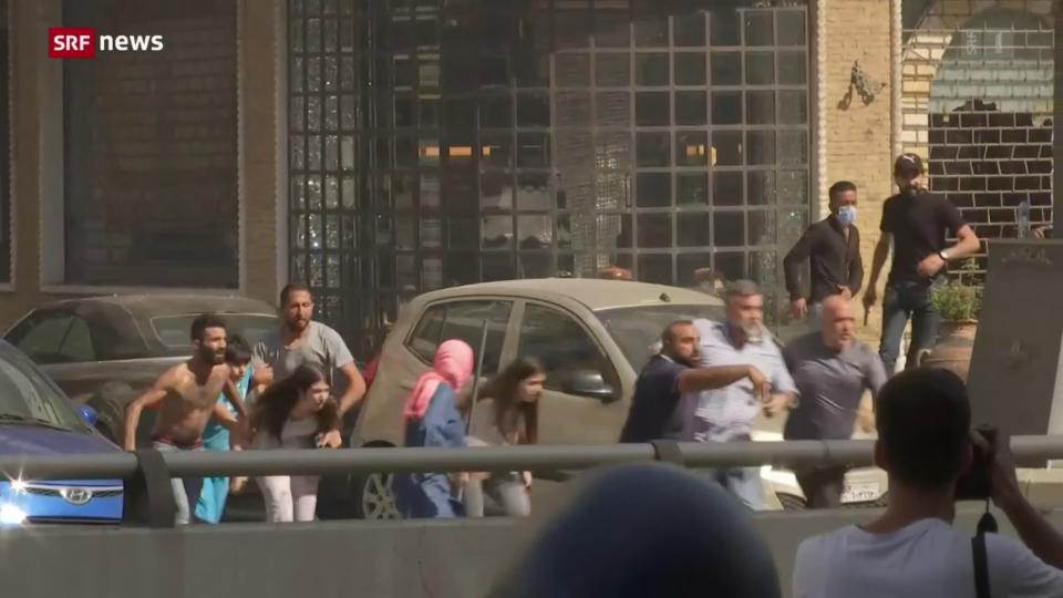 Tote und Verletzte bei Ausschreitungen in Beirut