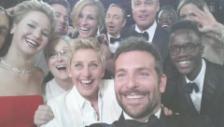 Video «Das berühmteste Selfie der Oscar-Geschichte» abspielen