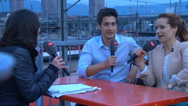 Video «Sara Hildebrand und Tobias Müller: das Fazit» abspielen