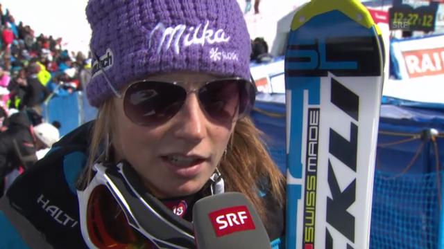 Ski: Lenzerheide, Interview mit Maze