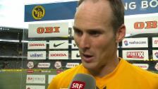 Link öffnet eine Lightbox. Video Von Bergen: «Basel bleibt unser grösster Rivale» abspielen