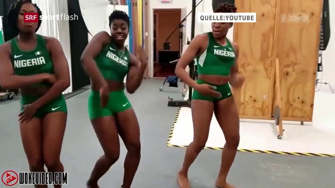 Nigerias Bobfahrerinnen bei Olympia dabei