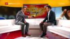 Video «Studiogast: Tranquillo Barnetta – Teil 3» abspielen