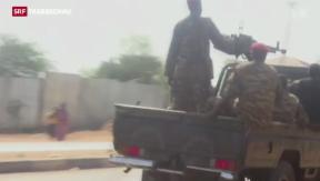Video «Südsudan vor der nächsten grossen Krise» abspielen