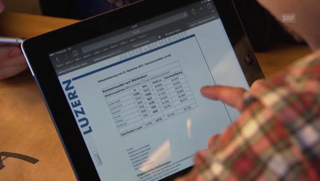 Video «Bei der Unternehmenssteuer bleibt alles beim Alten» abspielen