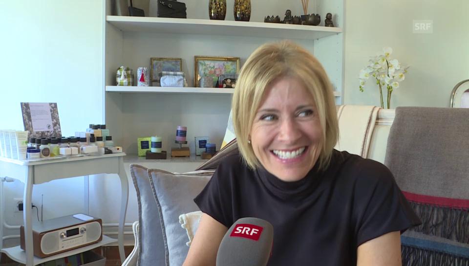 Schauspielerin Sabina Schneebeli (53)