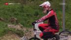 Video «BMX-Fahrer David Graf verpasst sich den Olympiaschliff» abspielen