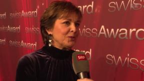 Video «Zum letzten Mal «SwissAward»» abspielen