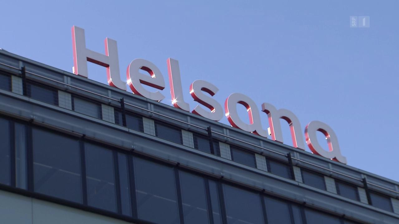 Helsana: Zusatzversicherung zahlt nicht mehr
