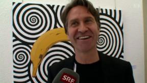 Video «Ein Komiker geht unter die Künstler: Rob Spence» abspielen
