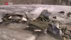 Video «Debatte um Dakota-Trümmer» abspielen