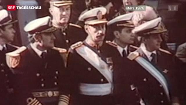 Argentinischer Ex-Diktator gestorben