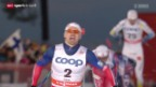 Video «Langlauf: Sprint in Kuusamo» abspielen