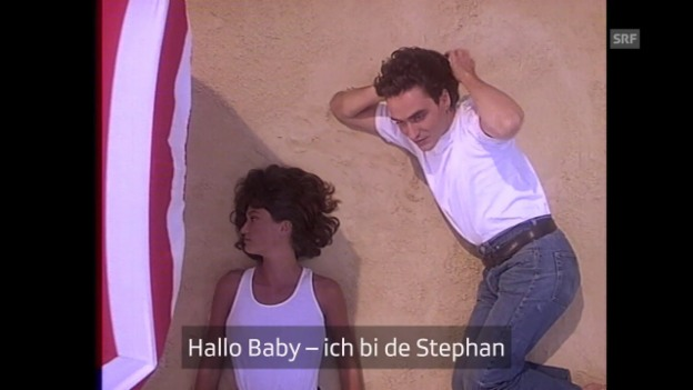 Video «Stephan Eicher - «Combien de temps» - Das Wort zum Video» abspielen