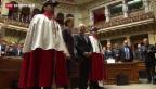 Video «Sommaruga zur Bundespräsidentin gewählt» abspielen