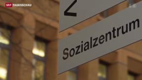 Video «Städte schlagen Alarm wegen steigender Sozialkosten» abspielen